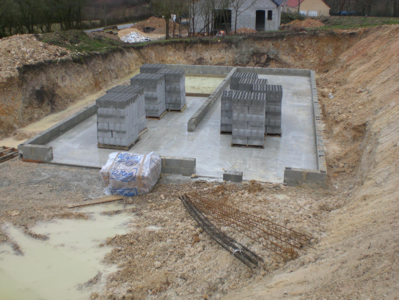 Ma construction maison laure - Construction maison sans sous sol ...